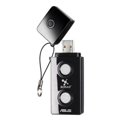 ASUS XONAR U3 2.0 kanalen USB