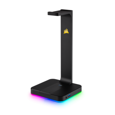Corsair ST100 RGB Premium Headset Stand with 7.1 Surround