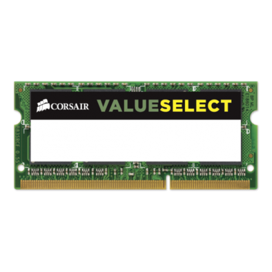 Corsair ValueSelect 4GB (1x4GB) DDR3L SODIMM 1333MHz