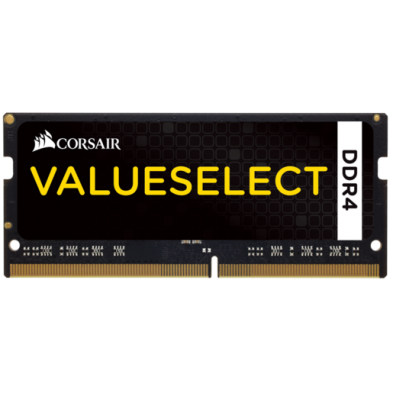 Corsair ValueSelect 16GB (1x16GB) DDR4 SODIMM 2133MHz