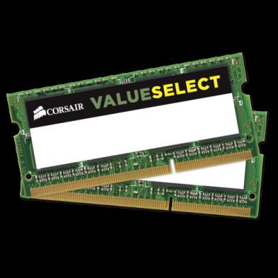 Corsair ValueSelect 8GB (2x4GB) DDR3L SODIMM 1600MHz