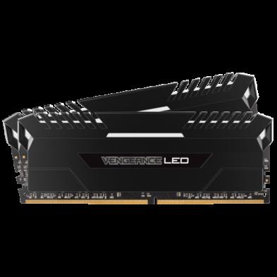 Corsair Vengeance LED 16GB (2x8GB) DDR4 2666MHz White