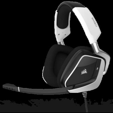 Corsair VOID PRO RGB USB Premium Gaming Headset White