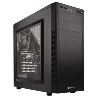 Corsair Carbide Series 100R Windowed