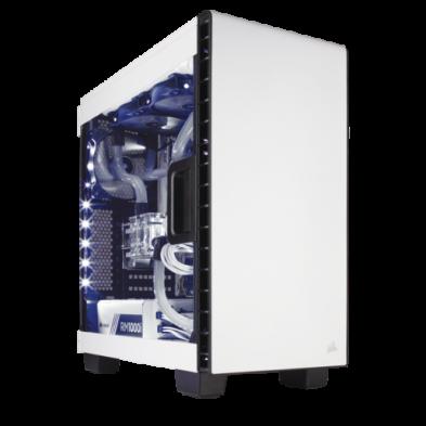 Corsair Carbide Series Clear 400C White