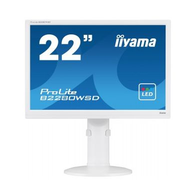 "iiyama ProLite B2280WSD-W1 22"""