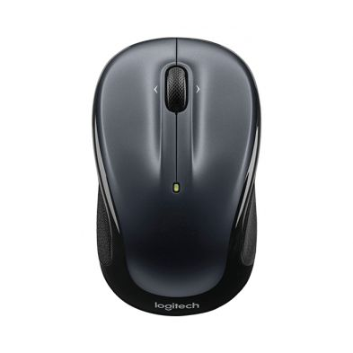Logitech M325 Wireless Mouse Dark Grey
