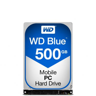 Western Digital Blue 500GB 2.5""