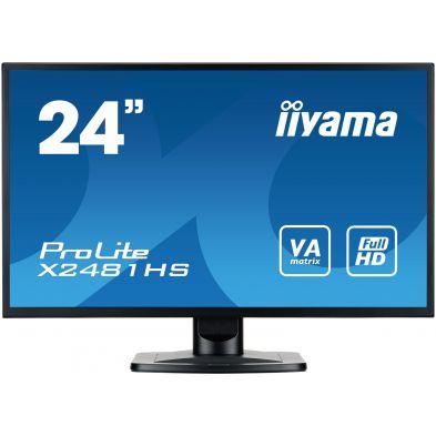"""IIYAMA X2481HS-B1 24"""""""