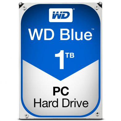 Western Digital Blue 1TB 5400RPM