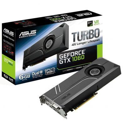 Asus Turbo GeForce GTX 1060 6GB