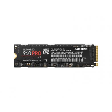 Samsung SSD 960 PRO 1TB M.2