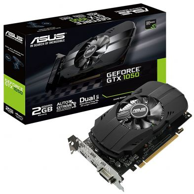 Asus Phoenix GeForce GTX 1050 2GB