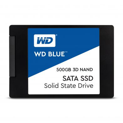 Western Digital SSD Blue 500GB 2.5""