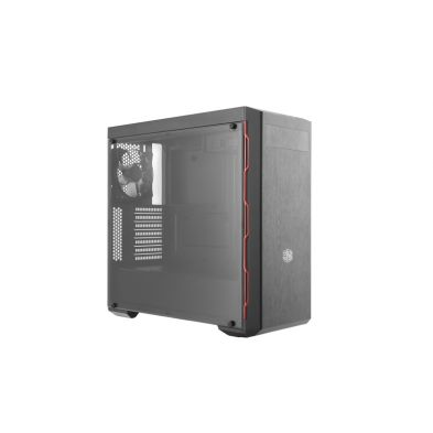 Cooler Master MasterBox MB600L red