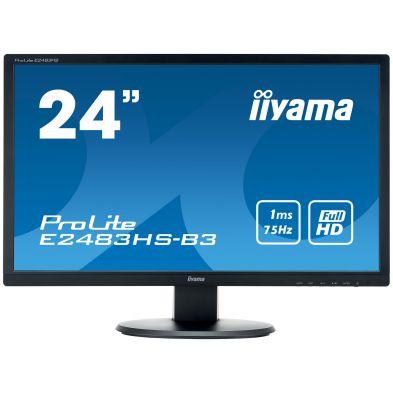 "IIYAMA ProLite E2483HS-B3 24"""