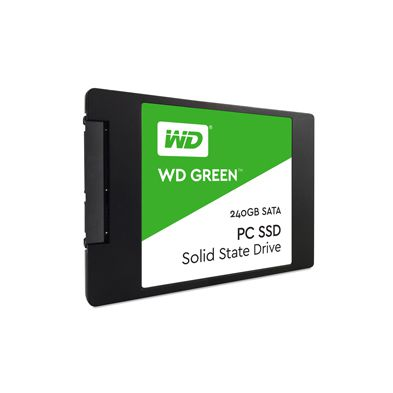 Western Digital SSD Green 240GB 2.5""