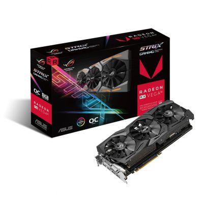 Asus ROG Strix RX VEGA 56 8GB OC