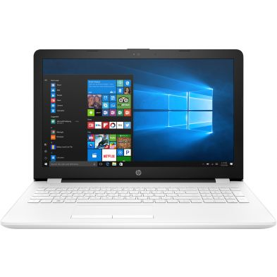"""HP Notebook 15-bs079nb 15.6"""" White"""