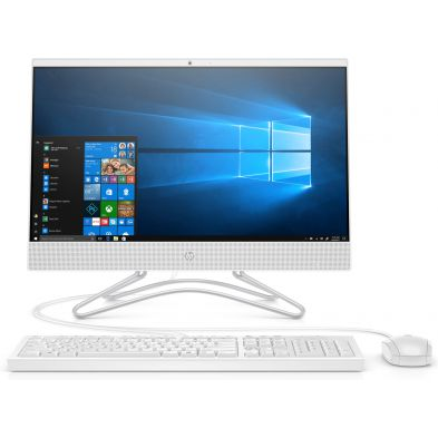 HP 22 All-In-One PC 22-c0068nb White