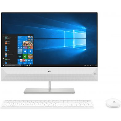 "HP Pavilion All-in-One 24-xa0008nb 23.8"" White"
