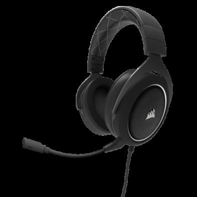 Corsair HS60 SURROUND Gaming Headset White