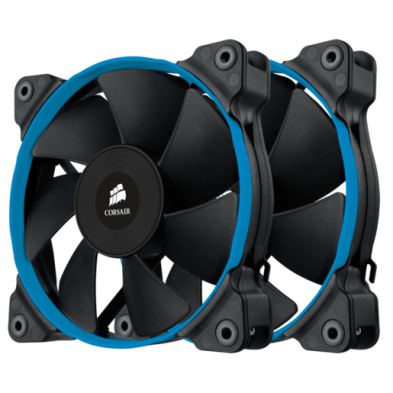 Corsair Air Series SP120 Quiet Edition Twin Pack