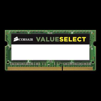 Corsair ValueSelect 4GB (1x4GB) DDR3L SODIMM 1333MHz
